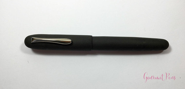 Review Gama Hawk Fountain Pen - Flex @FPRevolution (1)