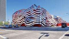 Petersen Automotive Museum, Gene Kohn & Trent Tesch, Kohn Pedersen Fox 2015