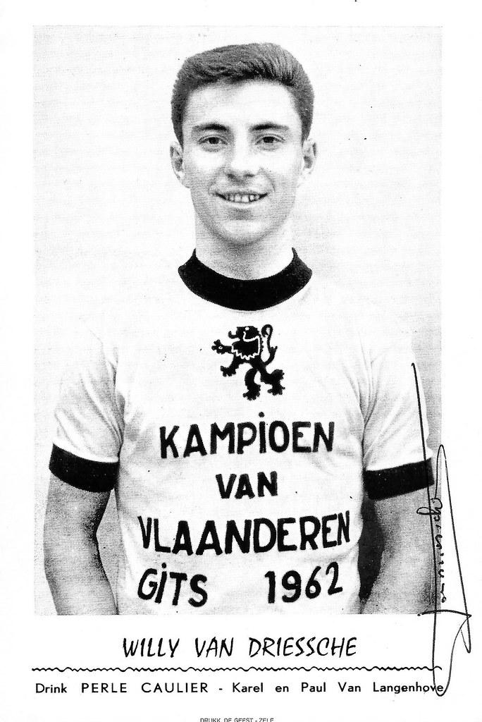 Van Driessche Willy - 1962 - (grazie a Jef Thielemans)