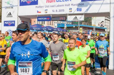 Ústí lehce mění trasu zářijového půlmaratonu