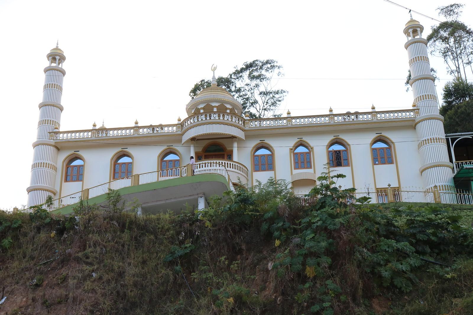 Mosque @ Munnar Town