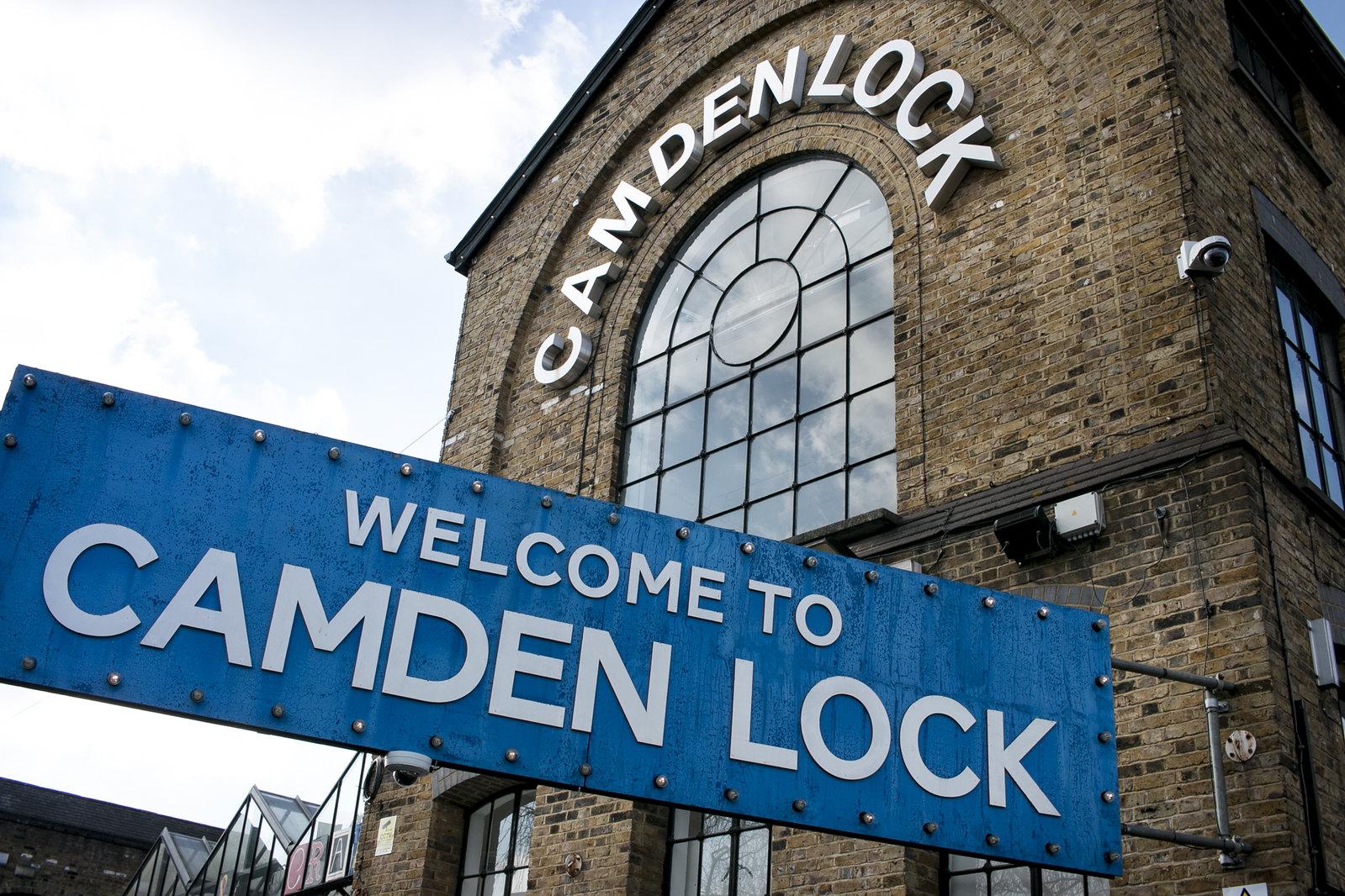 camden town, alternative london, lontoon nähtävyydet, camden lock