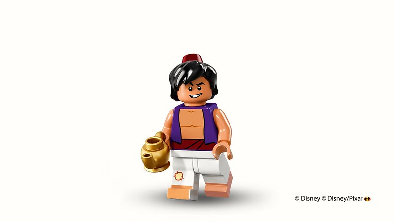 LEGO Disney Collectible Minifigures (71012) - Aladdin