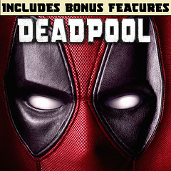 Deadpool (plus Bonus Features)