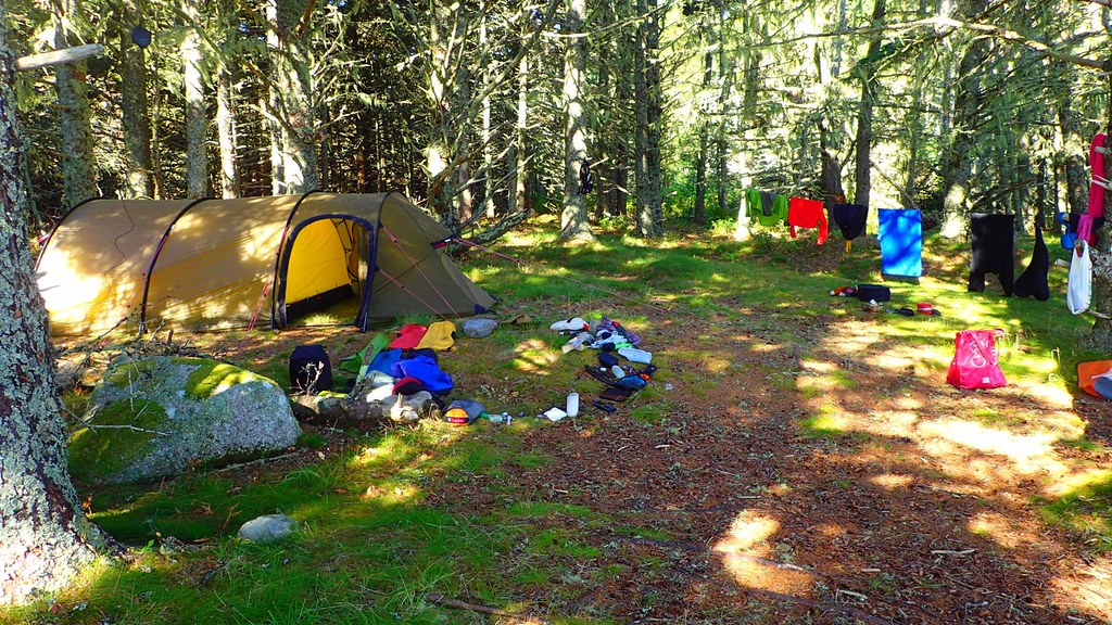 I also own a Keron but only dared to use it when tandem kayaking. Great tent. -) & Show us your tents or shelters - Page 5 - Bike Forums