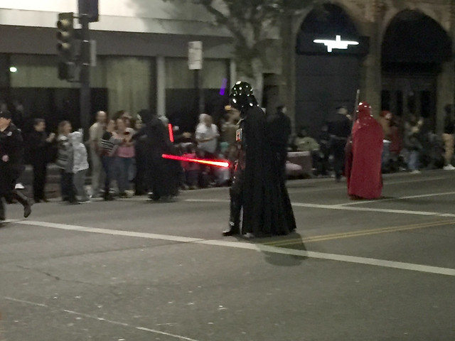 Vader on the Blvd.