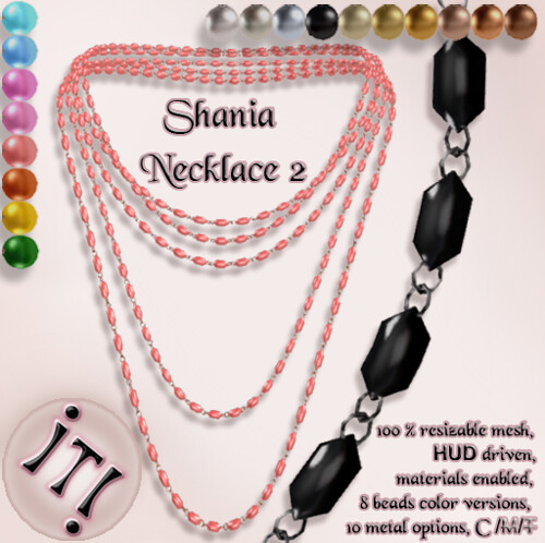 !IT! - Shania Necklace 2 Image