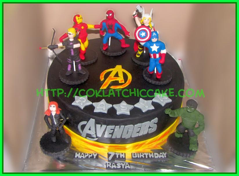 Cake Avenger