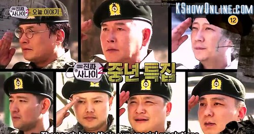 [ENGSUB] Real Men Tập 157