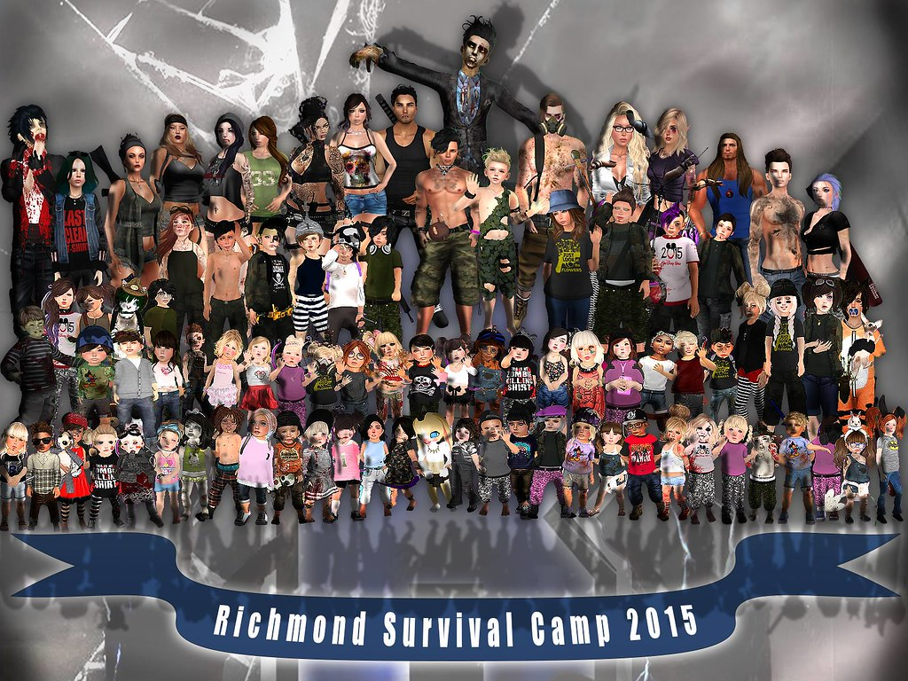 Richmond Survival Camp 2015
