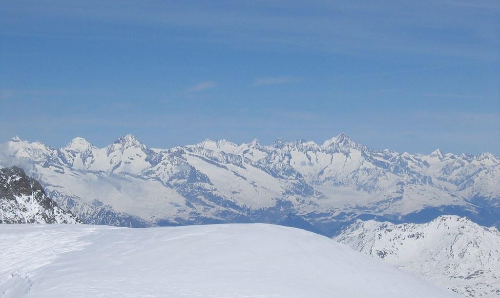 Alphubel Walliser Alpen / Alpes valaisannes Switzerland photo 30