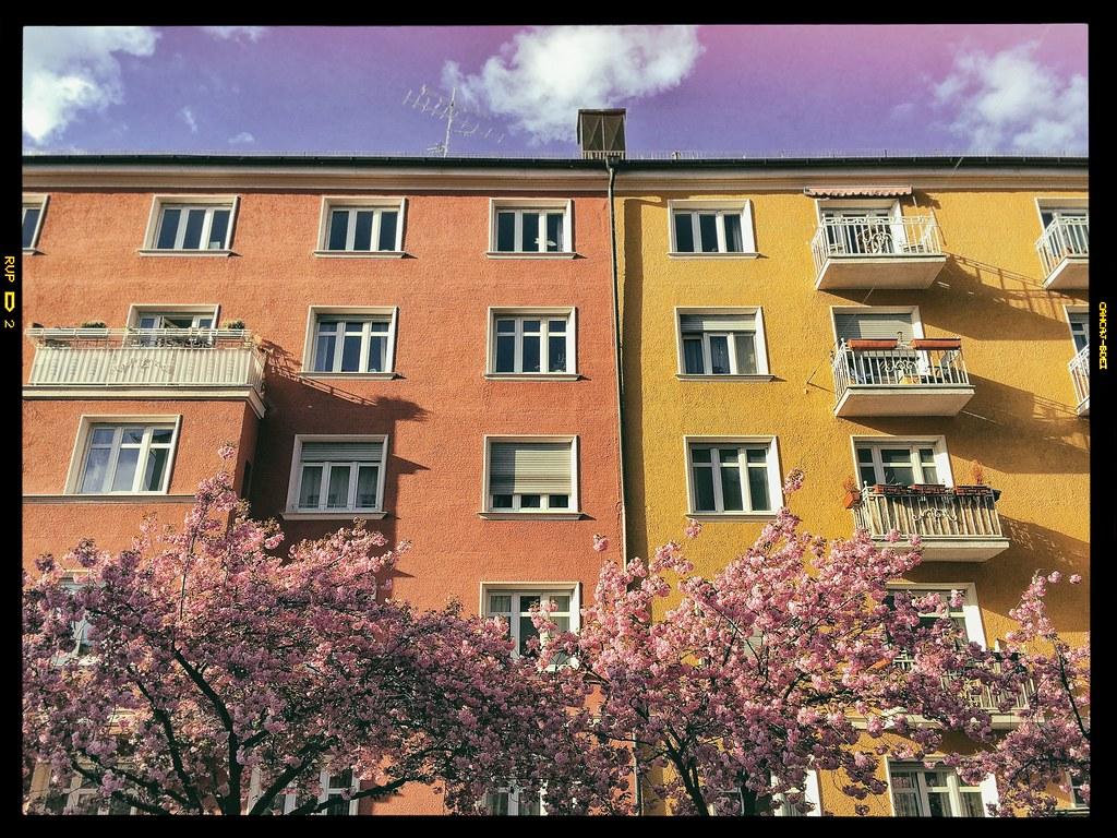 Vintage Munich Spring Time