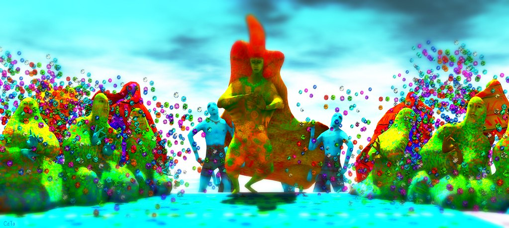 Fantasy Faire 2016 - Sapphire Mirror Lake - III