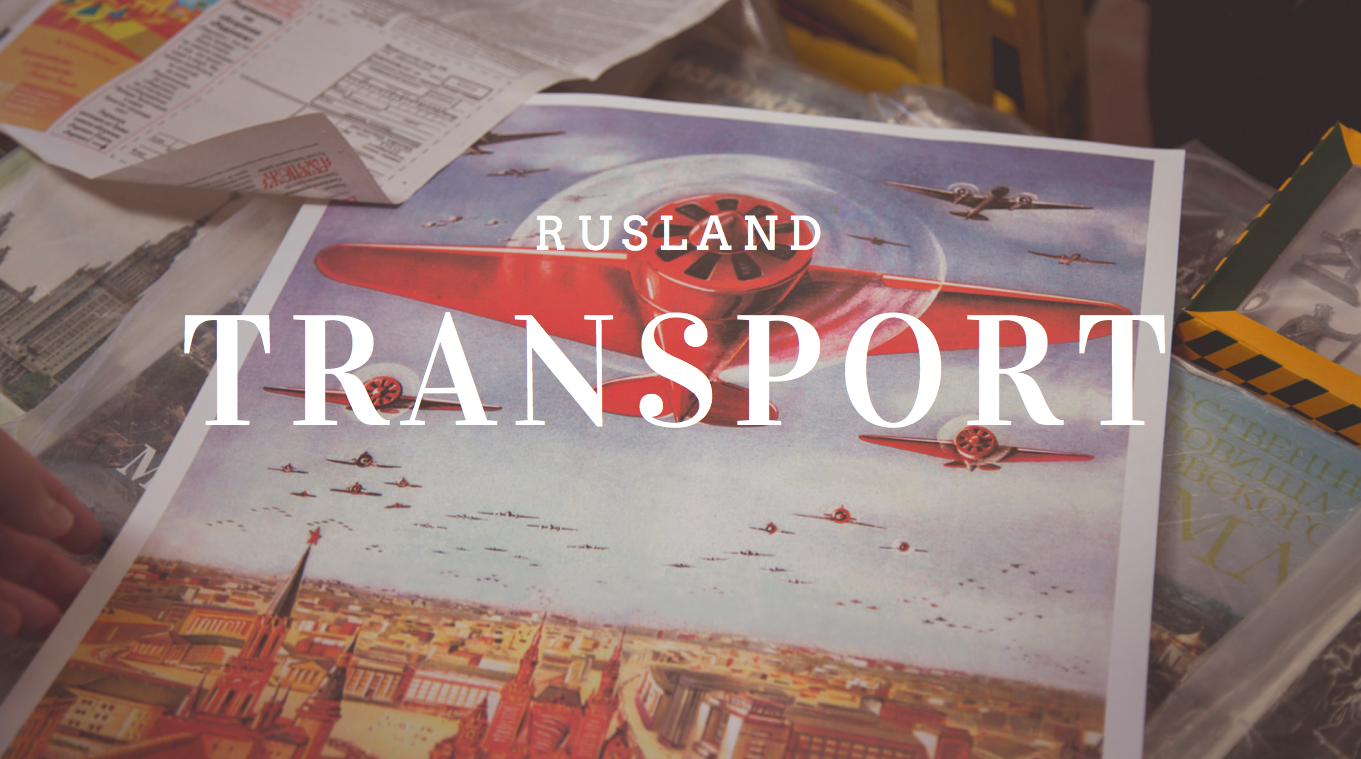 Rusland Transport Fly