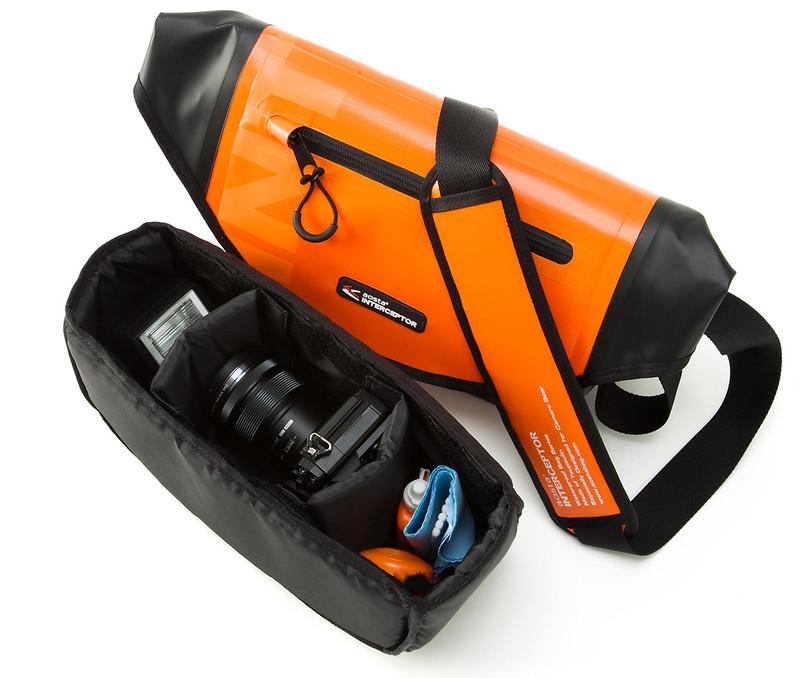 Kenko Interceptor Messenger Bag (Small)