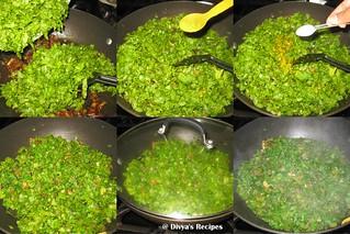 mustard leaves fry2