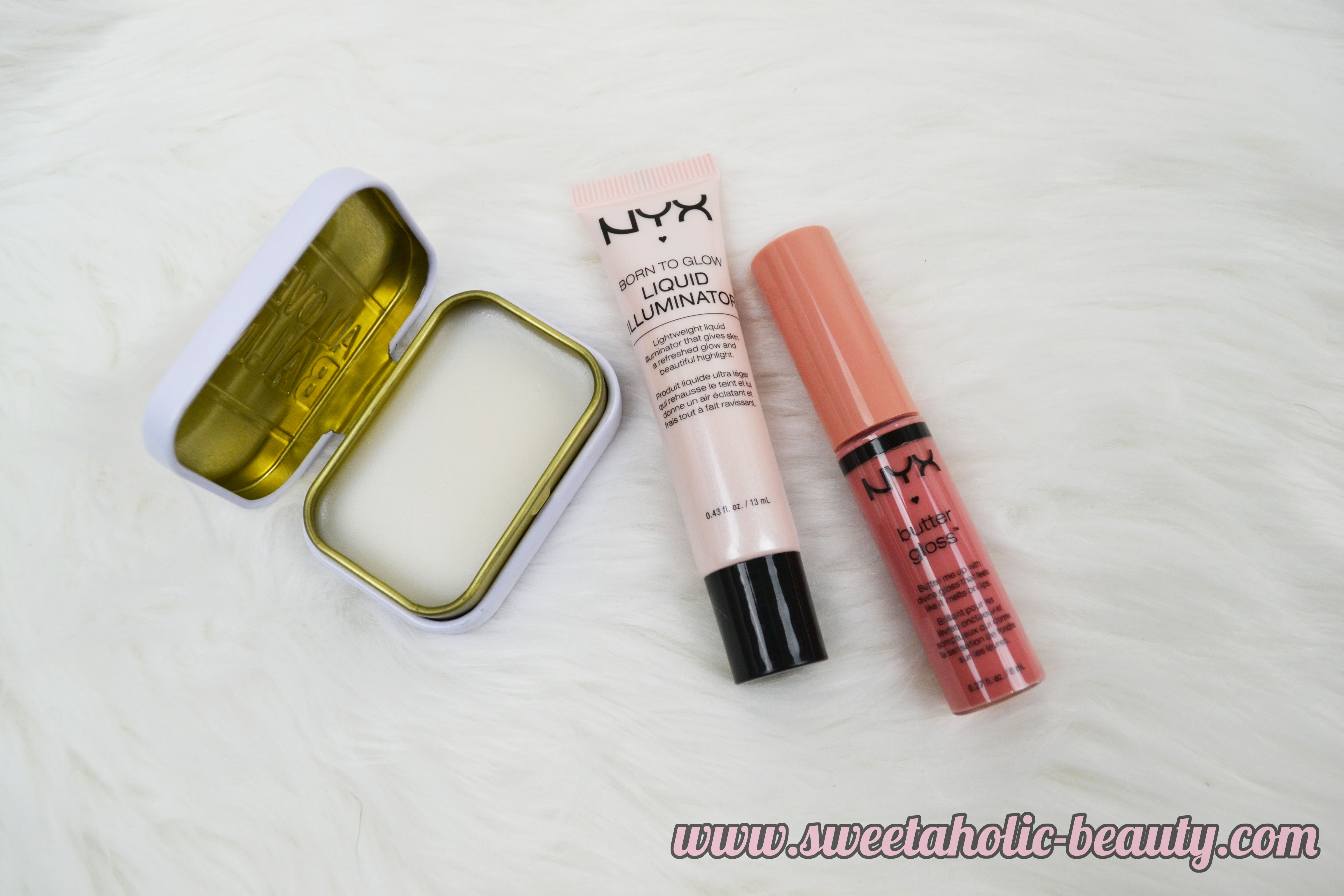 NYX Cosmetics Tricks of the Trade Travel Kit Review & Swatches - Sweetaholic Beauty