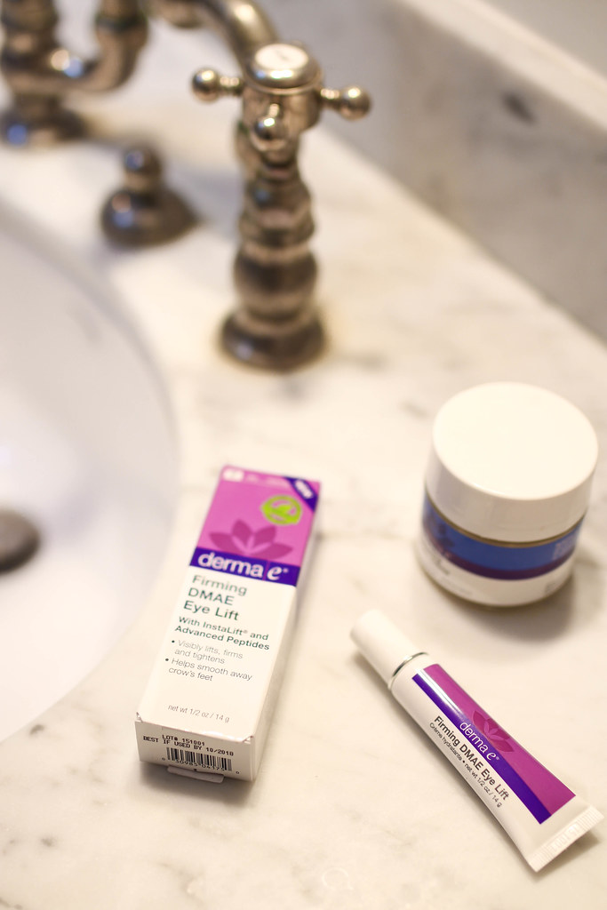 derma e's Firming DMAE Eye Lift Creme Review