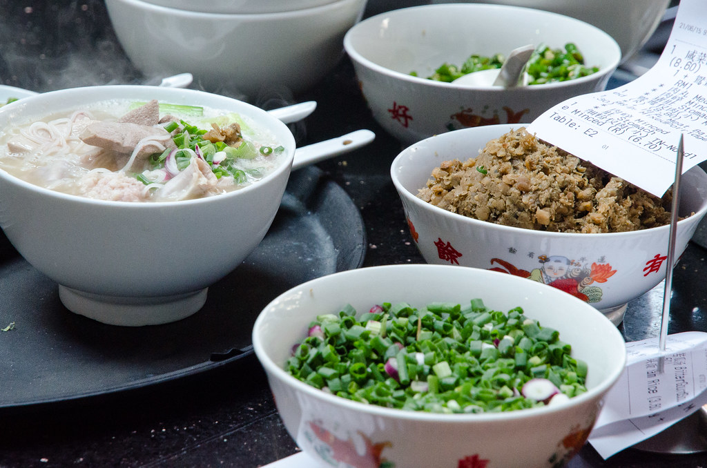 Hon Kei Food Corner's ingredients