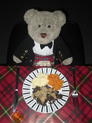 Burns Night Supper 2016 - main course