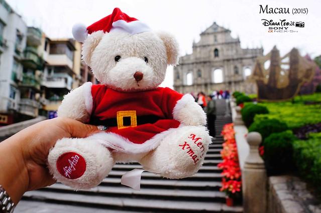 2015 Hong Kong & Macau 05 - Ruins of St Paul