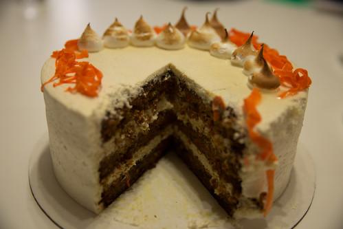 Cake Club Carrot Cake