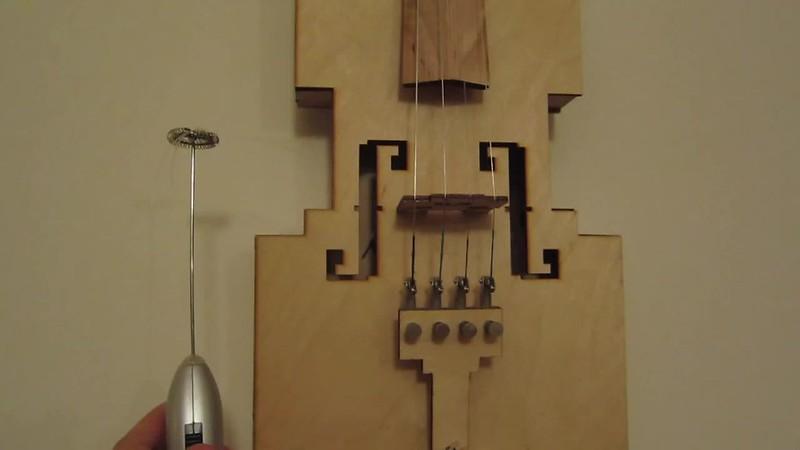 instrument-a-day 1: Joe Strummer
