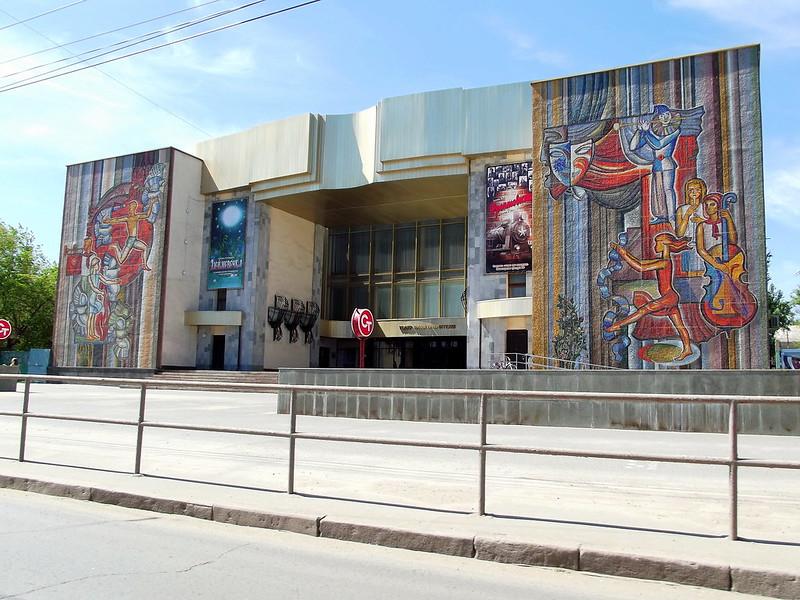Volgograd / Stalingrad, Russia