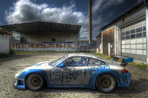 Porsche GT3 - Löwenelfer