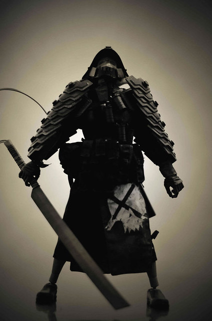 【玩具人天堂殺豬的投稿】threeA:liberator king no tomorrow shogun 開箱文
