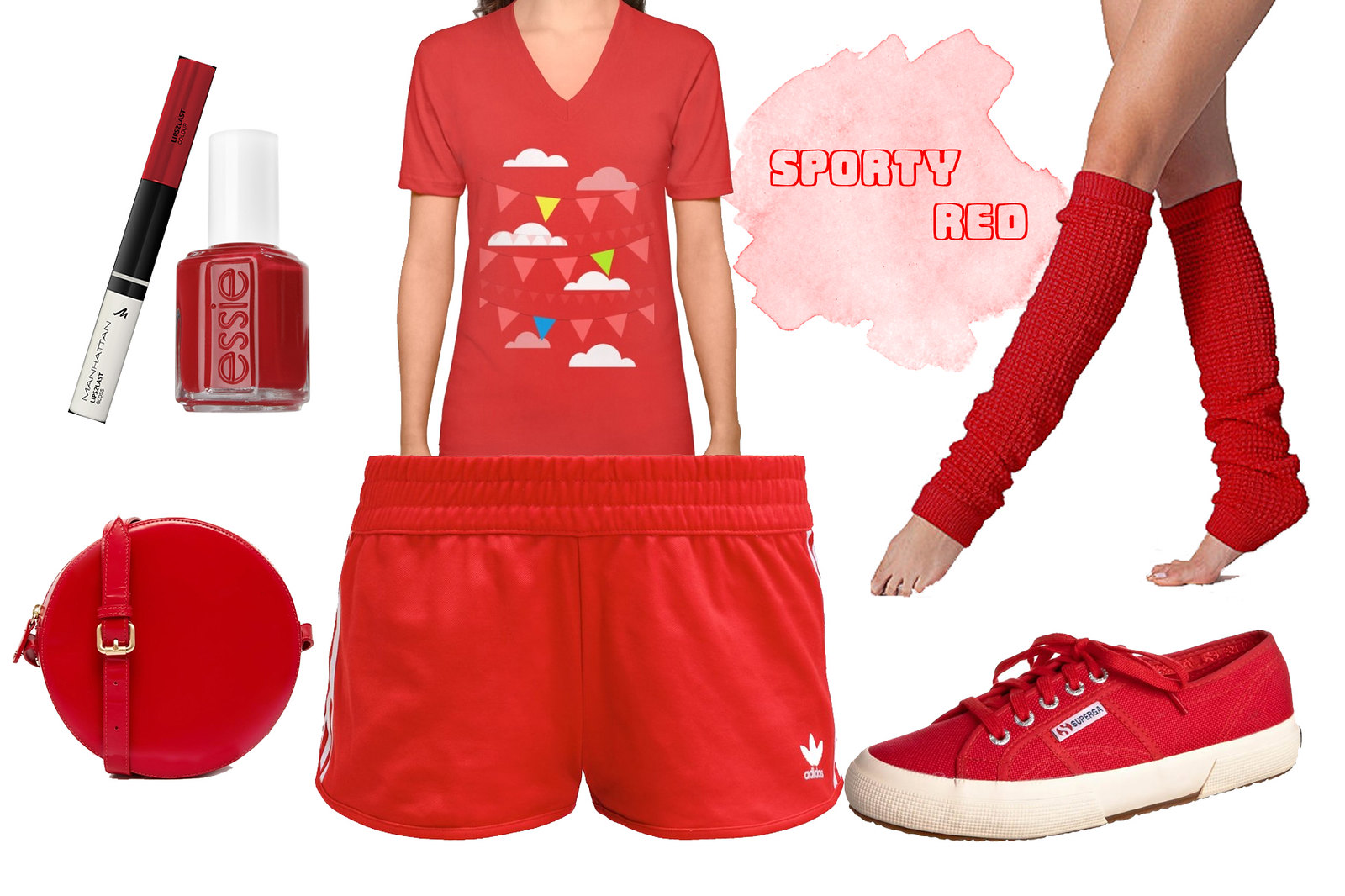 outfit inspiration: choose your color! (red)