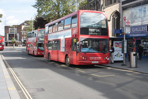 London Sovereign VLE37 PO54ACX
