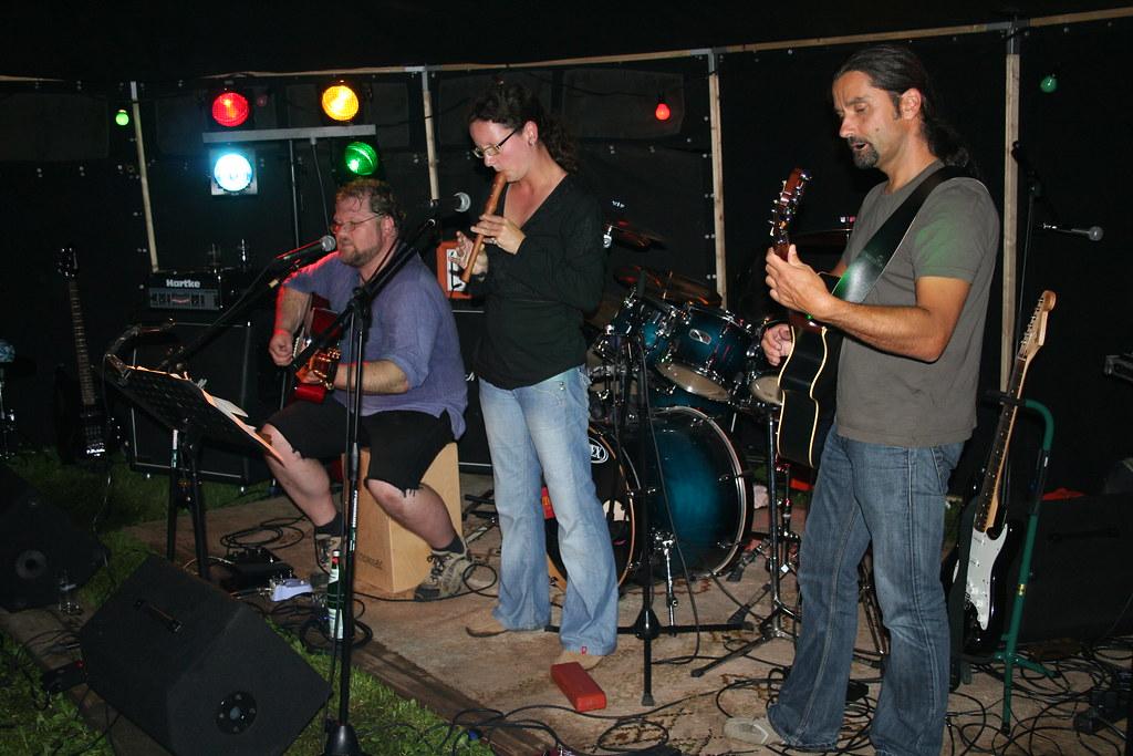 Auftritt 2009-06-26 Uedem
