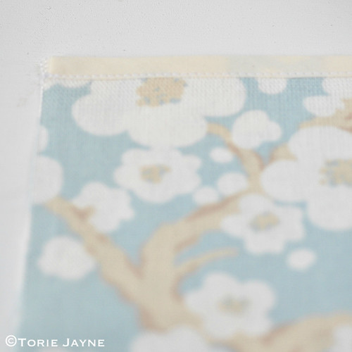 Craft Storage Bag sewing tutorial 2