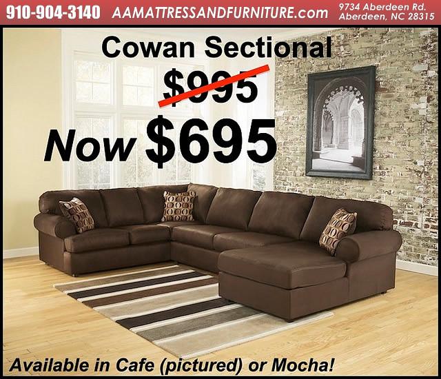 Cowan Sectional WM