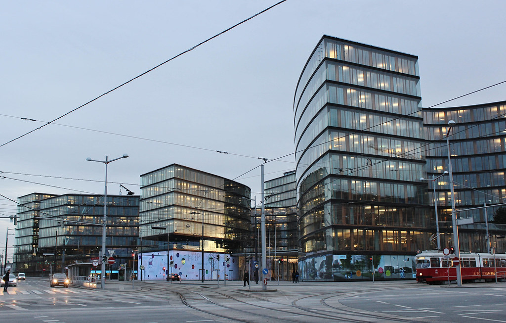 Wien Erste Campus 50m Fertig Página 24 Skyscrapercity