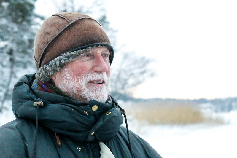 finland fisher man