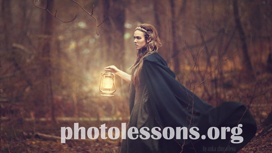Идеи для создания осенних фотографий