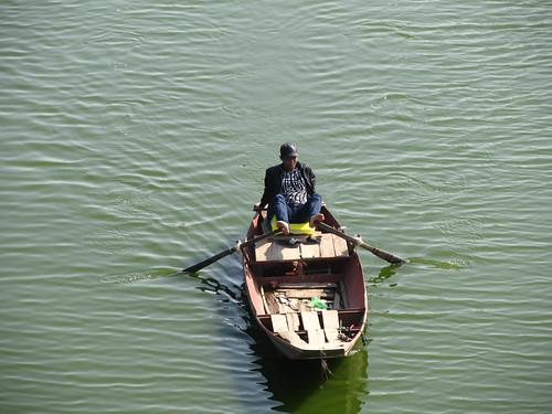 Hanoi: comment ramer avec les pieds