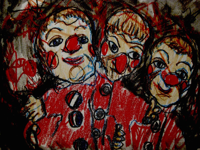 Three Iterations Of Lady Elaine