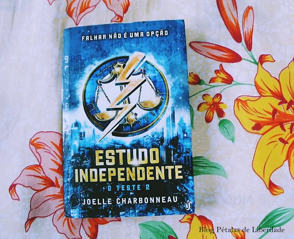 Livro Estudo Independente, trilogia O Teste