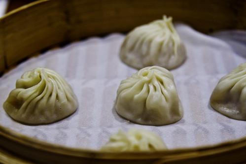 鼎泰豐 soup dumplings