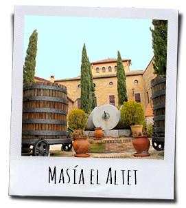 De schitterende zeventiende eeuwse Masia el Altet ligt in het achterland van Alicante