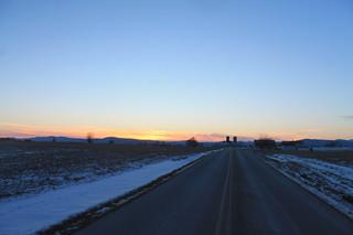 Short Street Sunset