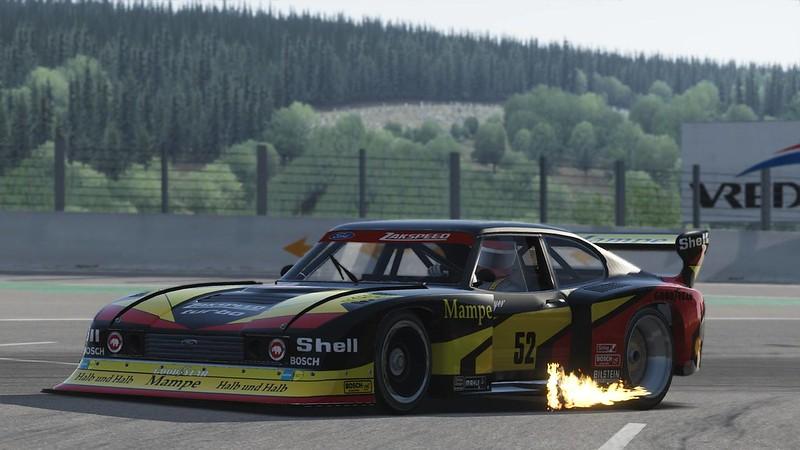 DRM Revival Mod Zakspeed Capri Turbo Preview