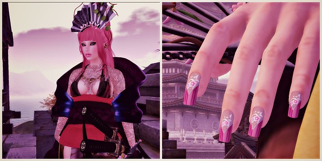 China Doll Collage
