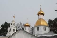 Dushanbe - St Nicholas Russian Orthodox Cathedral