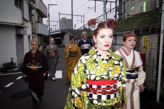 SALZ Tokyo x Flim Flam Revue