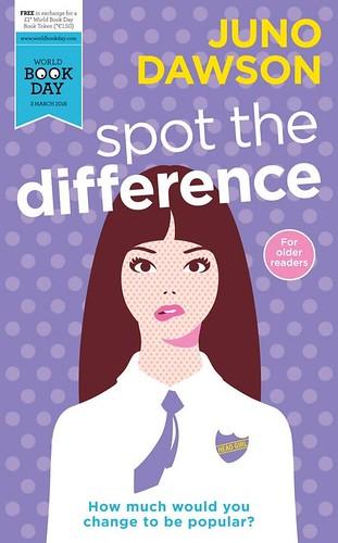Juno Dawson, Spot the Difference