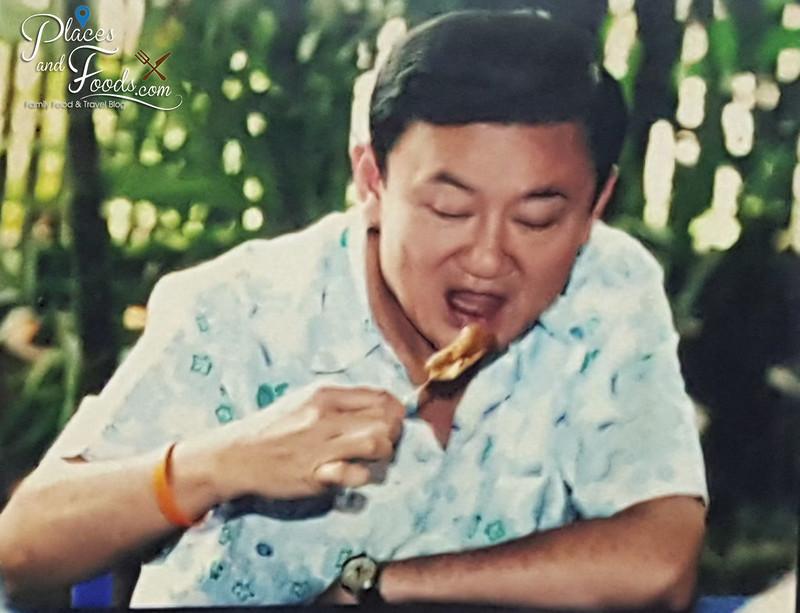 Khao Soi Samer Jai thaksin pork satay